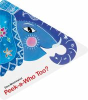 Peek-a-who Too? Cover Image