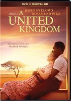 A United Kingdom Cover Image
