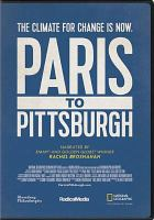 Paris to Pittsburgh Cover Image