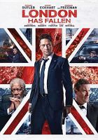 London Has Fallen Cover Image