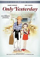 Only Yesterday Cover Image
