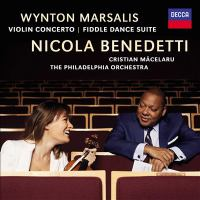 Violin Concerto & Fiddle Dance Suite Cover Image