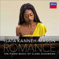 Romance: The Piano Music of Clara Schumann Cover Image