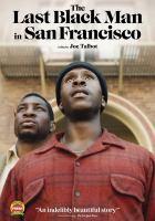The Last Black Man in San Francisco Cover Image