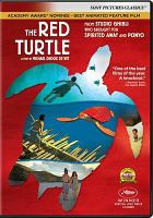 The Red Turtle Cover Image