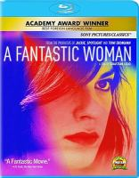 A Fantastic Woman Cover Image