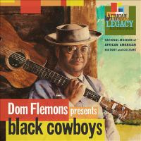 Dom Flemons Presents Black Cowboys Cover Image