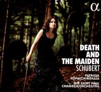 Death and the Maiden Cover Image