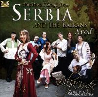 Traditional Songs from Serbia and the Balkans: Svod Cover Image