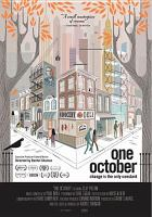 One October Cover Image