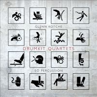 Drumkit Quartets Cover Image