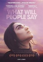 What Will People Say? Cover Image