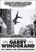 Garry Winogrand Cover Image