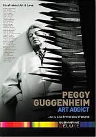 Peggy Guggenheim: Art Addict Cover Image