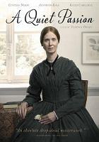 A Quiet Passion Cover Image