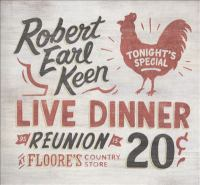 Live Dinner Reunion Cover Image