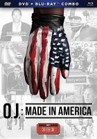 ESPN Films 30 for 30 -  OJ: Made in America Cover Image
