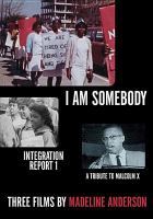 I Am Somebody Cover Image