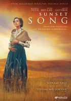 Sunset Song Cover Image