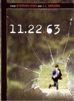 11.22.63 Cover Image