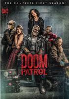 Doom Patrol Cover Image