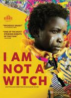 I Am Not a Witch Cover Image