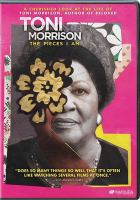 Toni Morrison: The PIeces I Am (dvd cover)