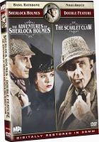 Cover image for The adventures of Sherlock Holmes The scarlet claw.