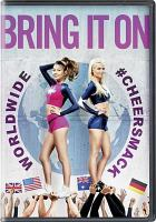 Bring it on : worldwide #cheersmack