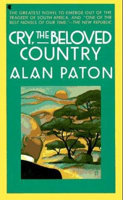 Cry Beloved Country Book