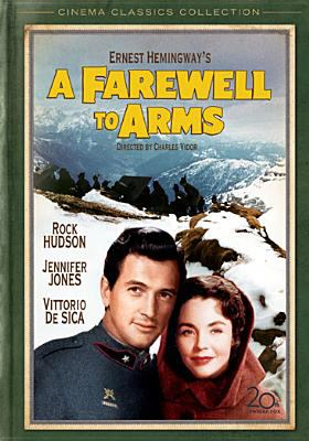 movie poster of A Farewell to Arms