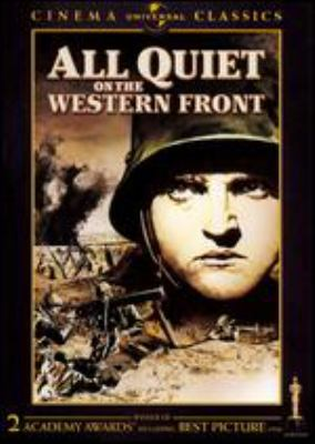 movie poster of All Quiet on the Western Front