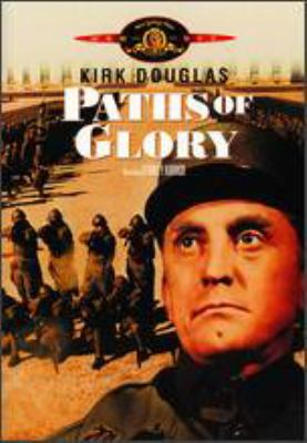 movie poster of Paths of Glory