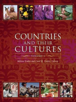 Book cover image for Countries and their Cultures