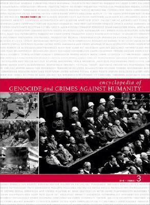 cover of Encyclopedia of Genocide and Crimes Against Humanity