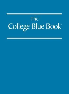 Book Cover Art: Blue cover with title