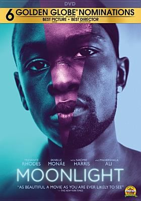 DVD cover image of Moonlight