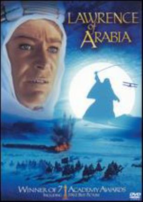 movie poster of Lawrence of Arabia