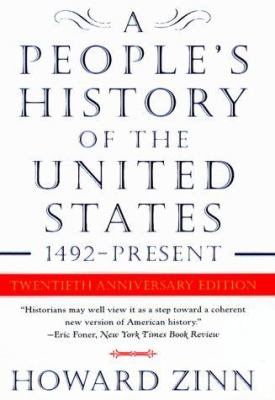 cover of A People's History of the United States