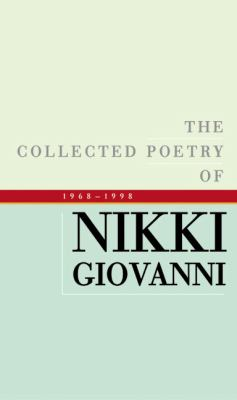 Cover Art  Collected Poetry of Nikki Giovanni