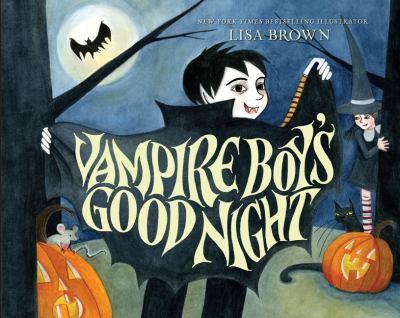 Vampire's Boys Good Night