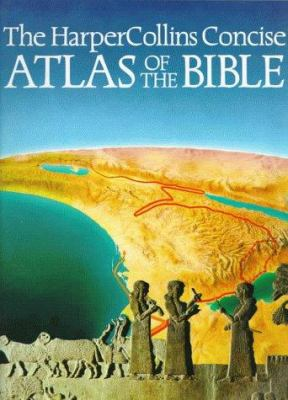 cover of The HarperCollins Concise Atlas of the Bible