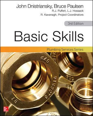 Basic Skills : Plumbing Services Series, 3rd Edition