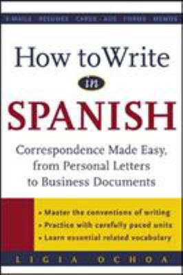 How to Write in Spanish