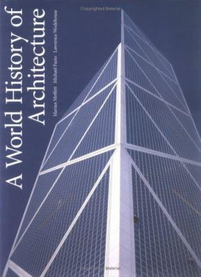 A World History of Architecture Cover Art