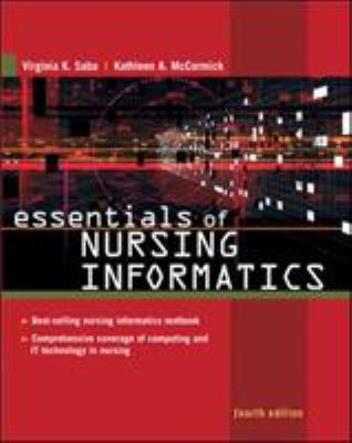 Essentials of Nursing Informatics Cover