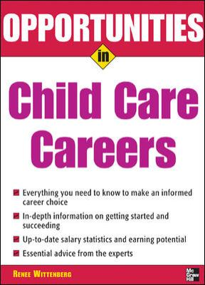 Opportunities in Child Care Careers Cover Art