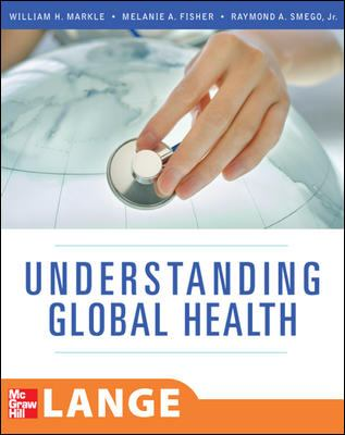 book cover for Understanding Global Health