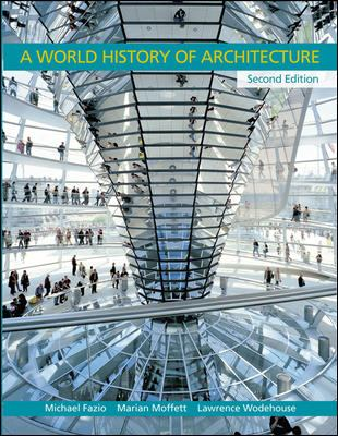 A World History of Architecture book cover