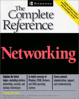 Cover Art for Networking by Craig Zacker